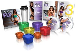 Total Package - 21 Day Fix