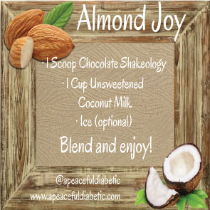 Just like the candy bar, but much healthier!