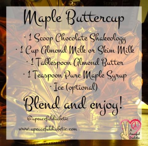 Maple Buttercup