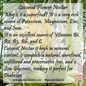 Coconut Flower Nectar