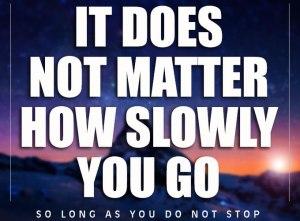 does not matter
