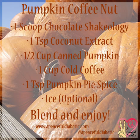 Pumpkin Coffee Nut