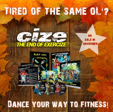 dance your way to fitness - cize