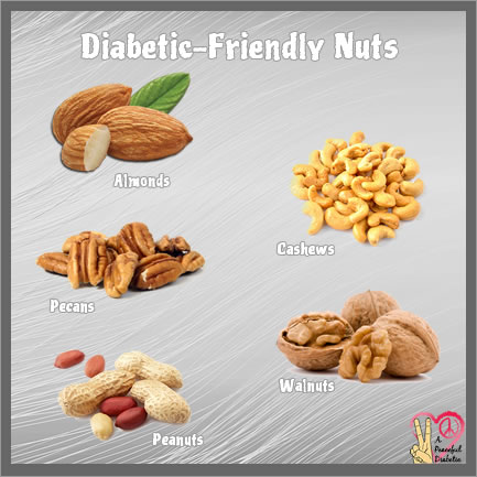 Diabetic Friendly Nuts