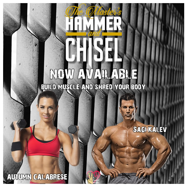 Hammer and Chisel NOW AVAILABLE
