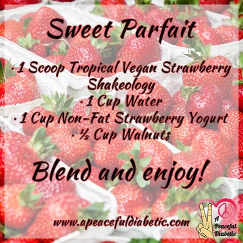 Sweet Parfait