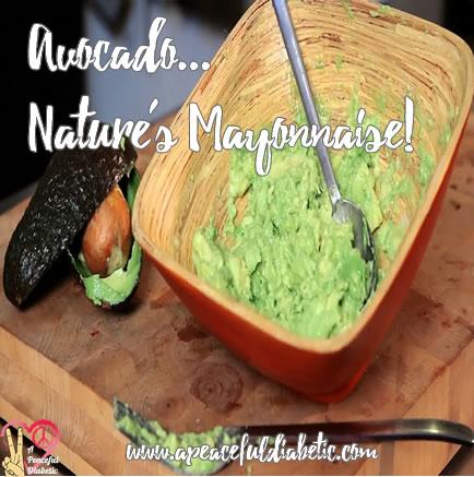 Avocado - Nature's Mayonnaise