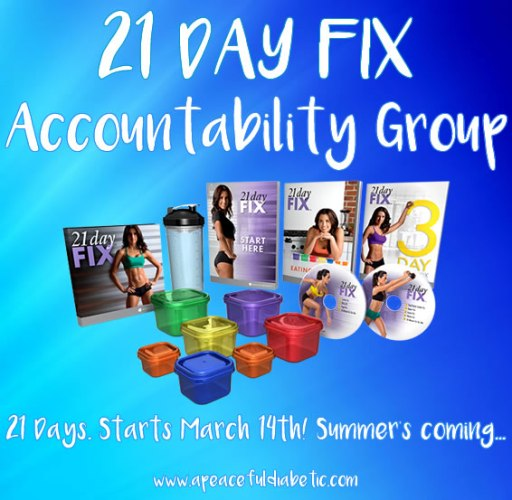 21 Day Fix Group 14March
