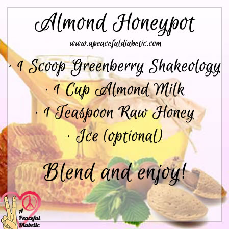Almond Honeypot