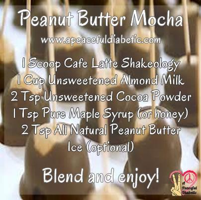Peanut Butter Mocha