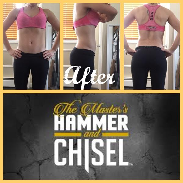 After - Hammer and Chisel
