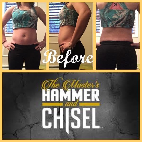 Before - Hammer and Chisel