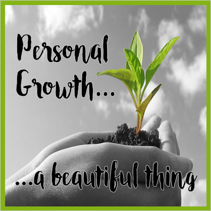 personal growth - a beautiful thing