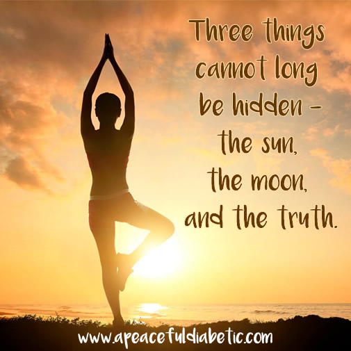 three things cannot long be hidden