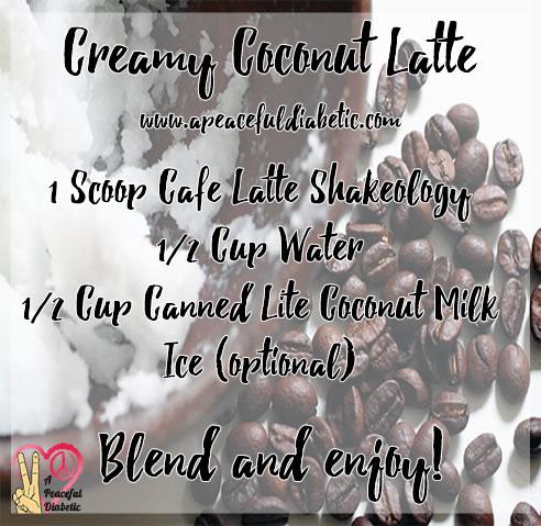 Creamy Coconut Latte