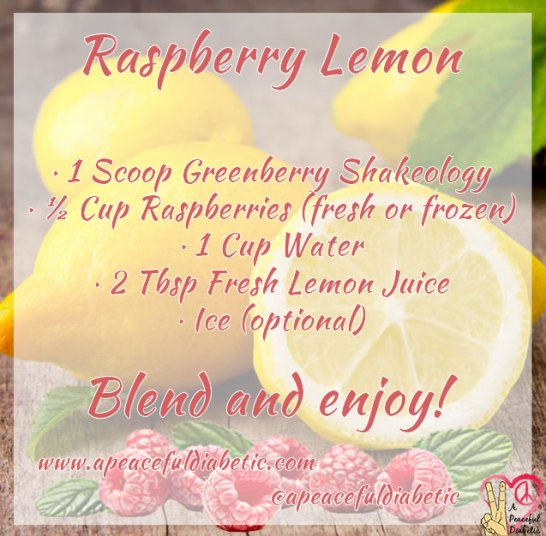 Raspberry Lemon