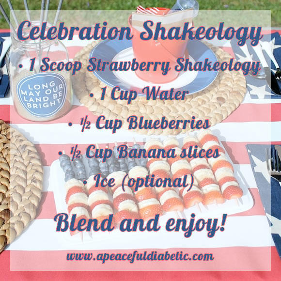 4th of July Celebration Shakeology