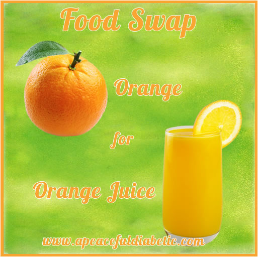 Orange for Orange Juice
