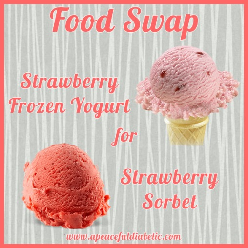 Sorbet for Frozen Yogurt