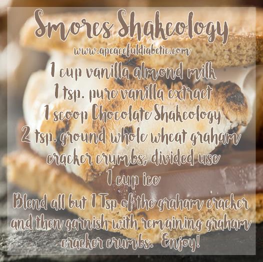 Smores Shakeology