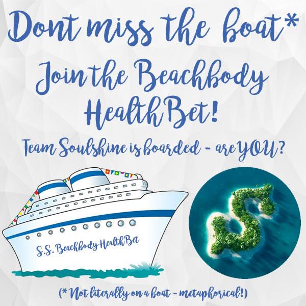 Beachbody Healthbet