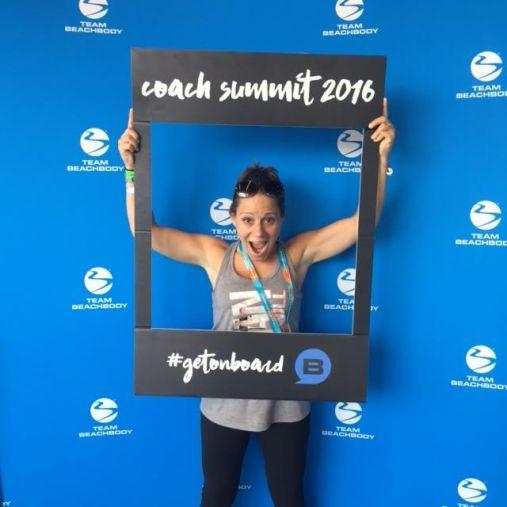 Coach Summit #getonboard pic