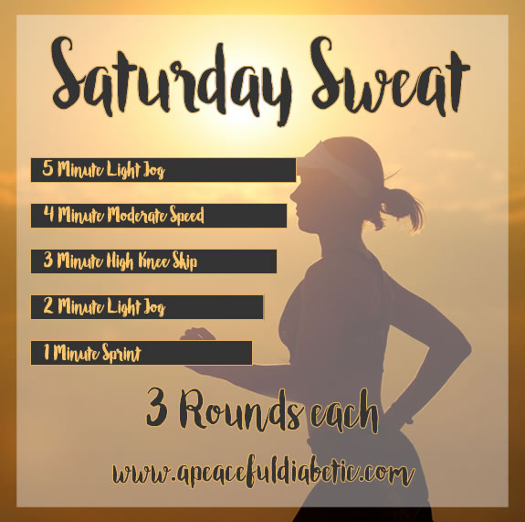 Saturday Sweat 2