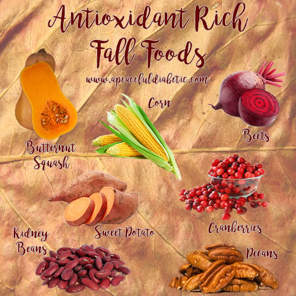 antioxidant-rich-fall-foods