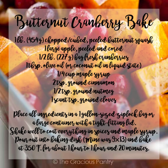 butternut-cranberry-bake