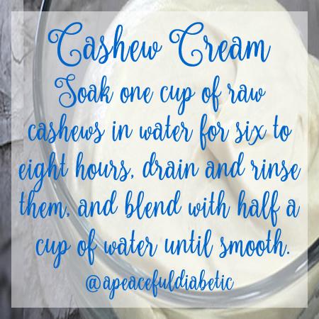 cashew-cream